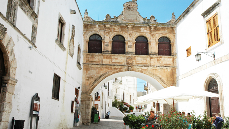 Ostuni City Vlogging Tips on Marketing